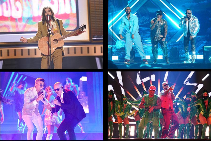 """Las mejores imágenes de los """"Latin American Music Awards ..."""